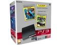 Goedkoopste Sony PlayStation 3 Slim 320GB + Uncharted 2 platinum + Colin McRae DiRT 2 Platinum Zwart