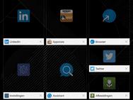 BlackBerry Passport screenshot