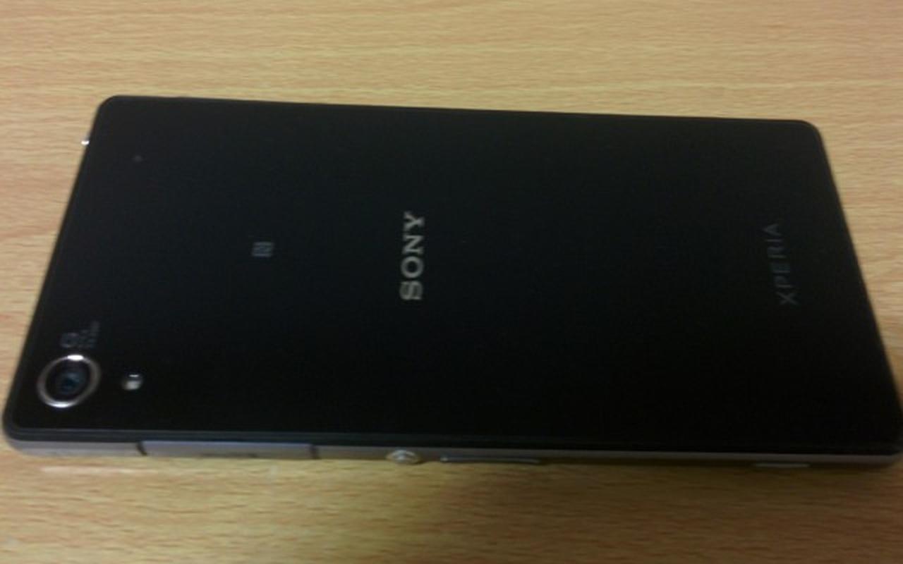 Sony mogelijke opvolger Xperia Z1
