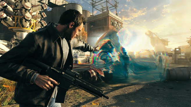 Preview Quantum Break