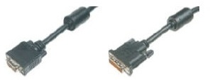 M-Cab DVI Monitor Cable VGA Link 5.0m