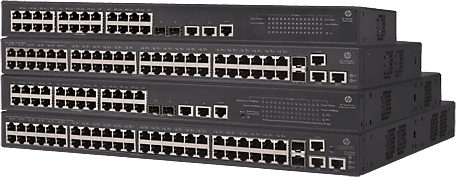 HP 1950-24G-2SFP+-2xGT Switch