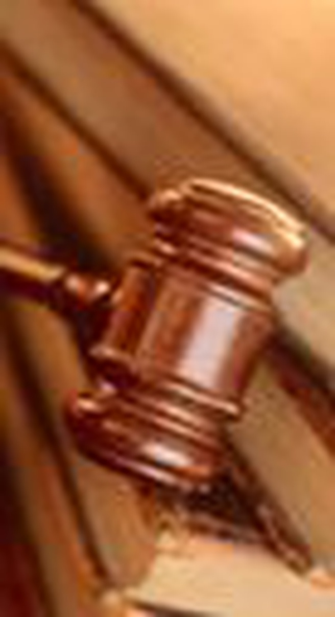 Hamer, patent, rechtbank