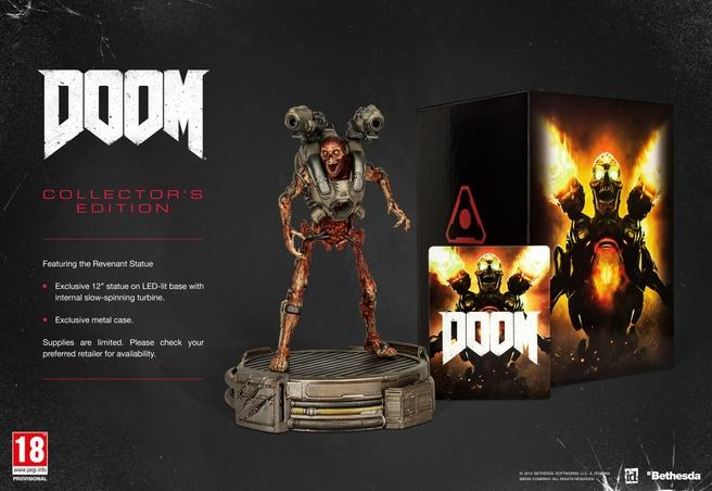 Collector's Edition Doom