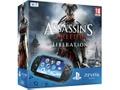 Goedkoopste Sony PlayStation Vita WiFi + Assassin's Creed III Liberation (voucher) + 4GB Zwart