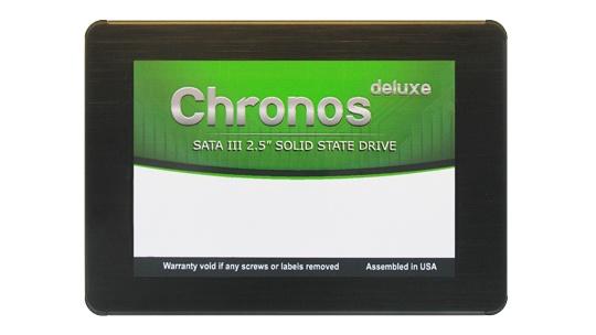 Mushkin Chronos Deluxe ssd