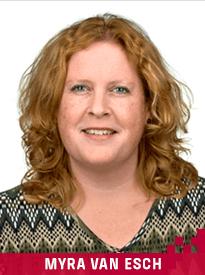 Myra van Esch