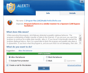 Emsisoft Anti-Malware screenshot