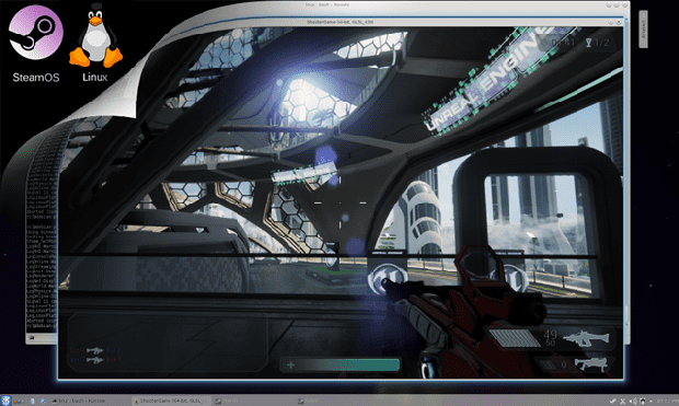 Unreal Engine in Linux