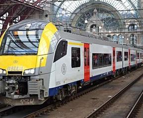 Belgische Treinen Krijgen Geen Wifi Voor Reizigers It Pro