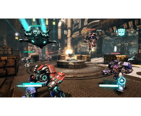 Transformers: Fall of Cybertron, Xbox 360