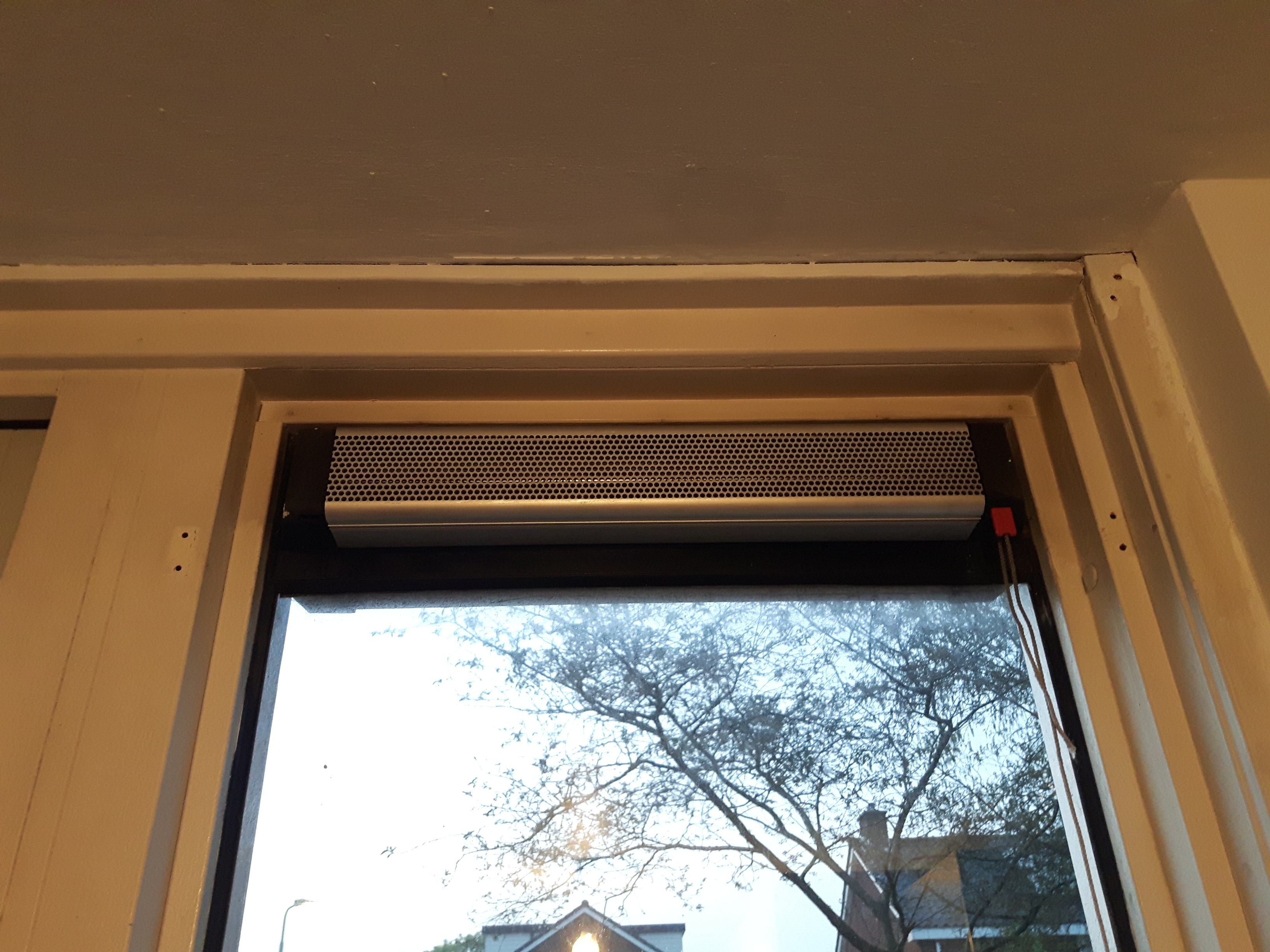 Uitzonderlijk Touwtje ventilatierooster vervangen - Wonen & Verbouwen - GoT YC83