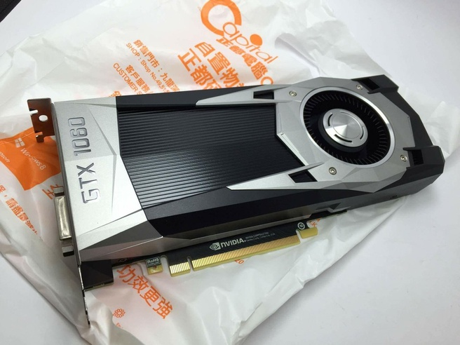 Nvidia GeForce GTX 1060 Reddit