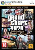 Box GTA Episodes from Liberty City