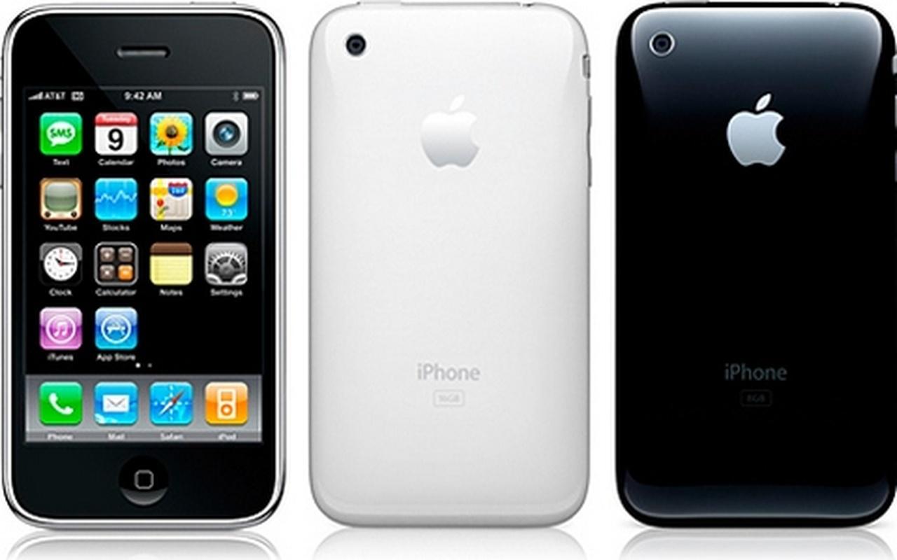 Apple iPhone 3G (481 pix)
