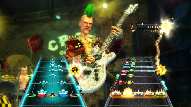 E3: Guitar Hero: Warriors of Rock