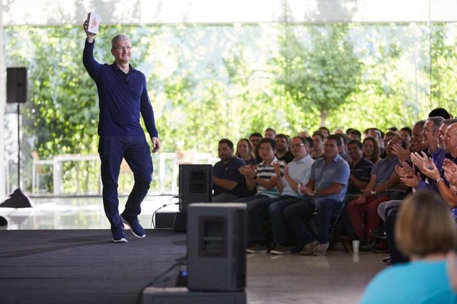 Miljardste iPhones