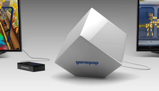 GamePop en GamePop Mini