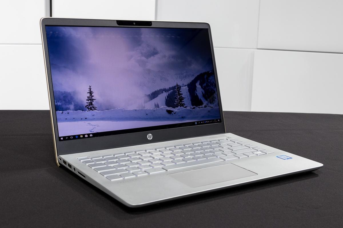HP Pavilion 14-bf Review - Tweakers