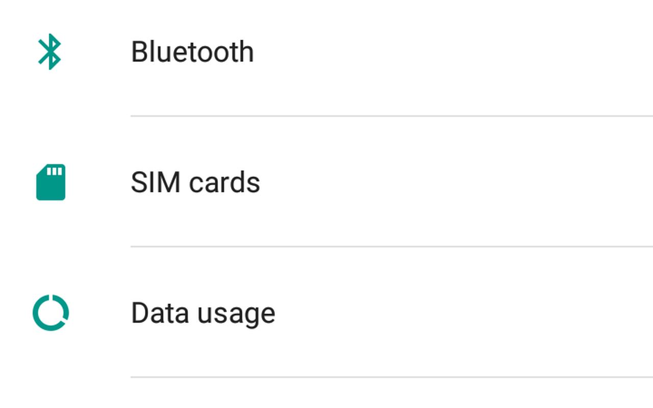 Motorola Moto G4 Play (2016) screenshot