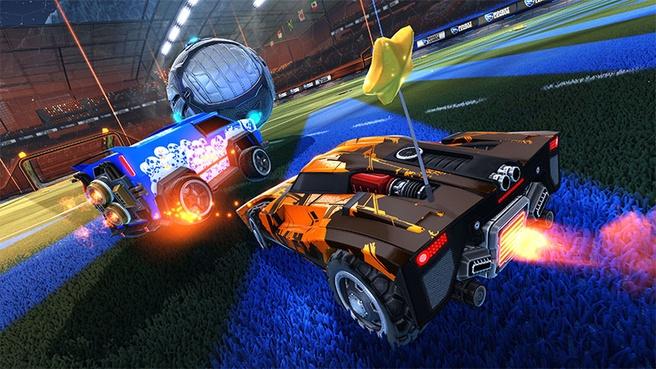 Rocket League Collector's Edition, PlayStation 4