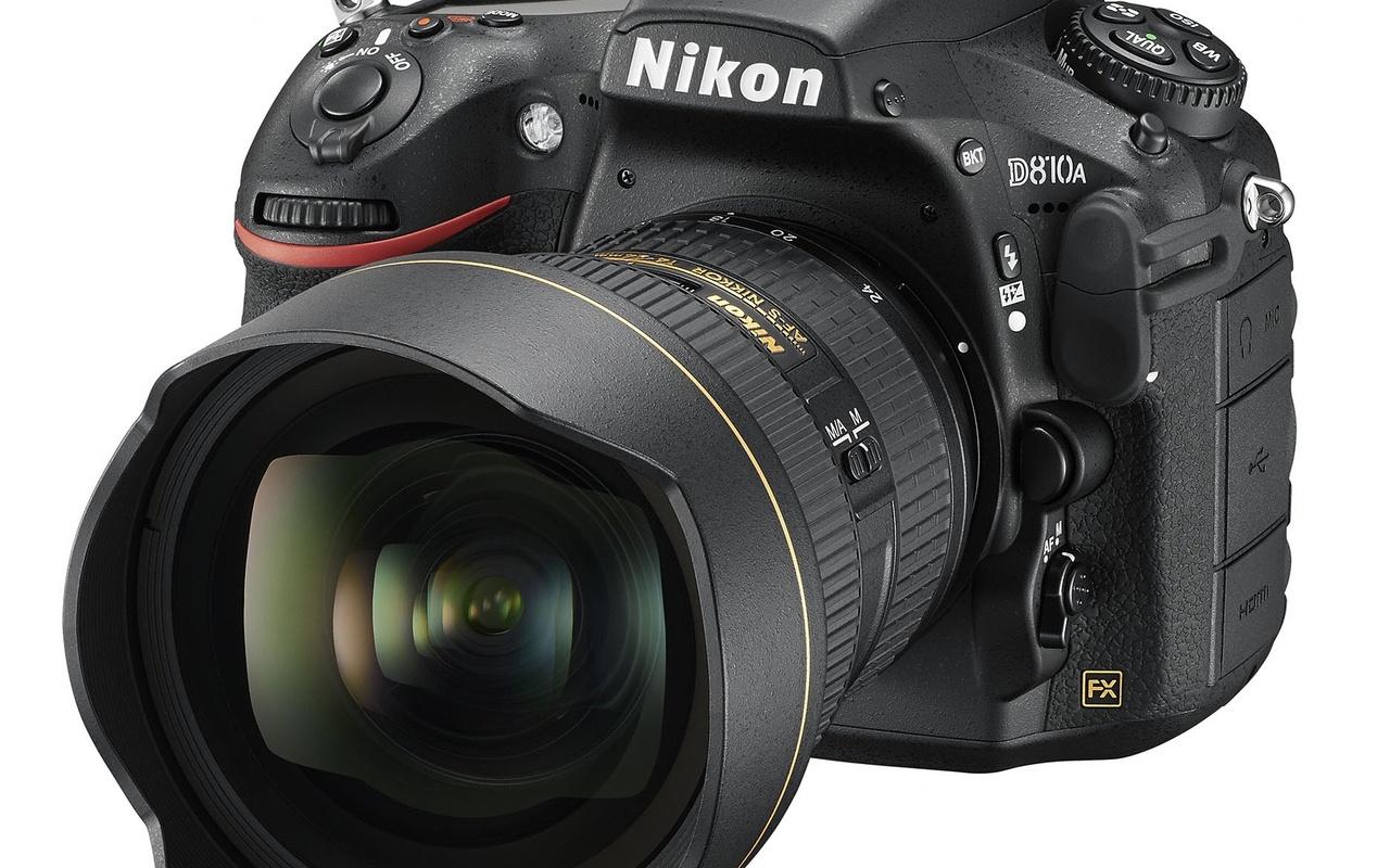 D810A astrofoto's
