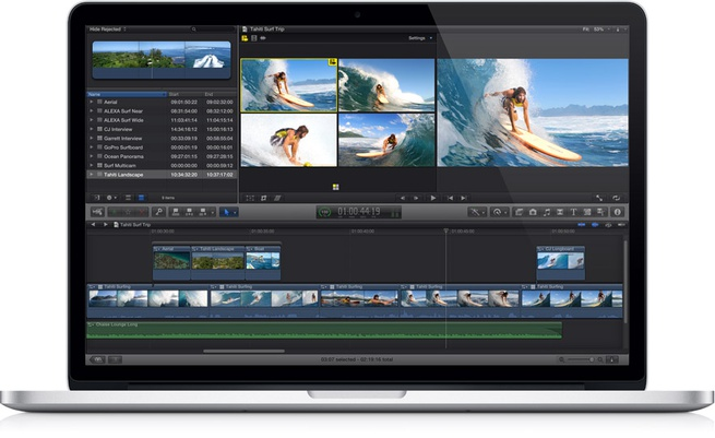 Apple MacBook Pro met Retina display