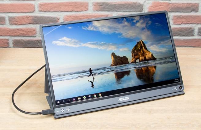 Asus ZenScreen MB16AC