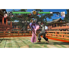 Virtua Fighter 5, Xbox 360