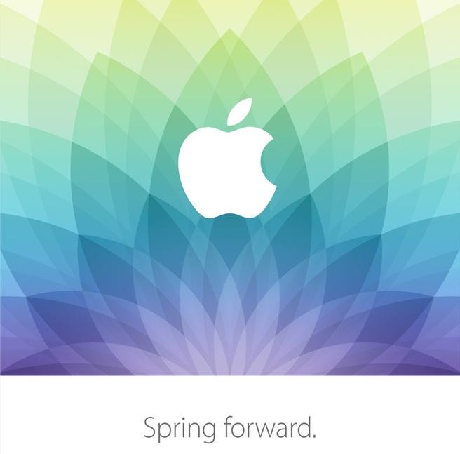 Apple event 9 maart