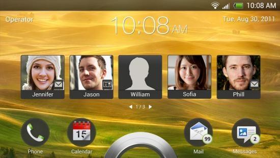 Sense 4.0 voor HTC Supreme