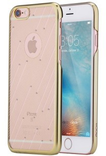 Rock Meteor smartphone case Apple iPhone 6 Plus / 6s Plus - Gold