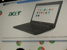 Chrome OS-notebook Acer