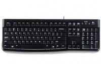 Logitech K120, HU