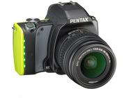 Goedkoopste Pentax K-S1 Night Sky Collection + DA L 18-55mm f/3,5-5,6 AL Zwart