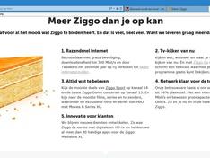 Ziggo Meer dan je op kan