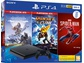 Goedkoopste Sony PlayStation 4 Slim 500GB + Horizon Zero Dawn Complete Edition + Rachet & Clank + Spider-Man Zwart