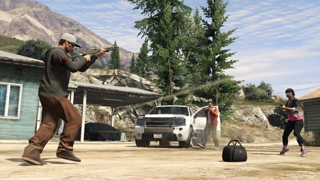 GTA Online Capture