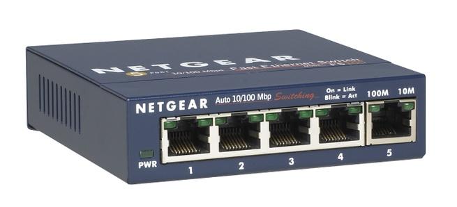 Netgear Prosafe FS105