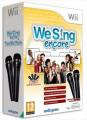 We Sing: Encore (inc 2 microfoons), Wii