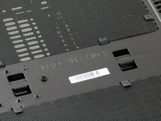 Thermaltake Core X9 ondervlak bevestiging ventilatorkooien bodem