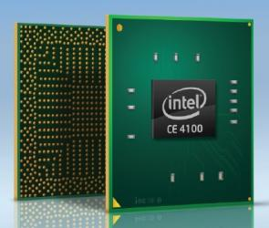 Intel CE4100-soc
