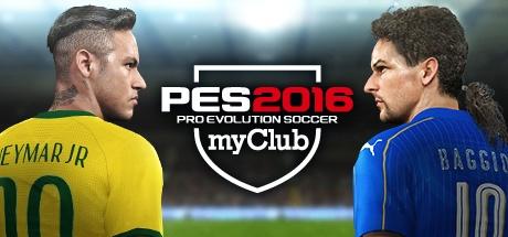 Pro Evolution Soccer 2016 myClub steam logo