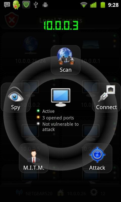 Anti, een hacktool voor Android-mobieltjes