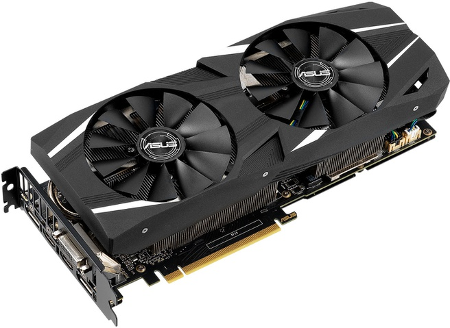 Asus GeForce RTX 2060 6GB Dual OC