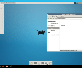 Windows Subsystem for Linux met Unity en Xrce-desktop