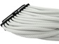 Goedkoopste Gelid Solutions 24-Pin Extension Cable - UV White 30CM