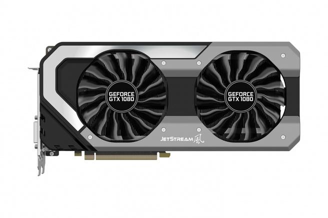 Palit GeForce GTX 1080 Super JetStream 8GB