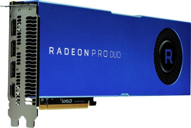 AMD Radeon Pro 2017