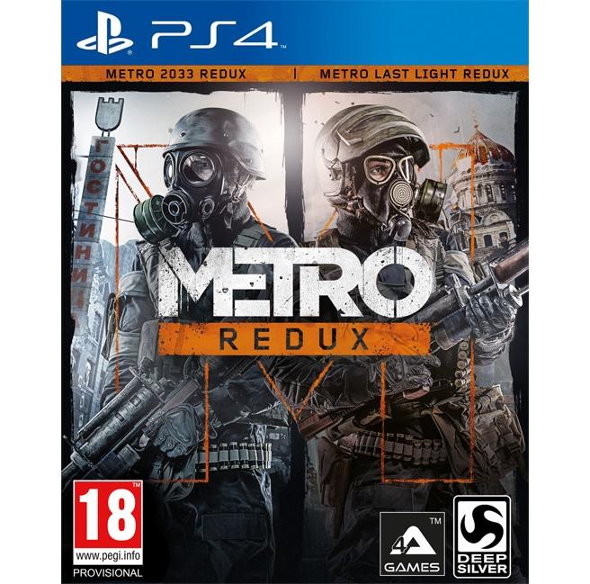 Metro Redux, PlayStation 4
